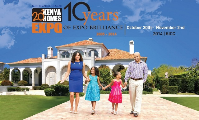 Kenya homes expo October 30th to November 7th