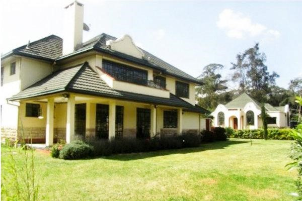 Luxurious homes in kenya